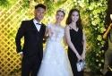 Bố mẹ Kỳ Hân – Mạc Hồng Quân không xuất hiện trong lễ cưới của hai con