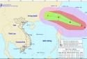 Bão MEGI giật cấp 14 đang tiến sát biển Đông