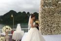 Cư dân mạng sốc với loạt ảnh cưới của Hương Giang Idol
