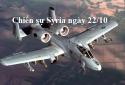 Chiến sự Syria mới nhất hôm nay ngày 22/10: Syria cảnh báo bắn hạ chiến đấu cơ Thổ Nhĩ Kỳ