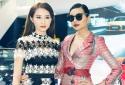 Hoa hậu Đặng Thu Thảo kiêu sa với kiểu trang điểm dịu ngọt mùa thu