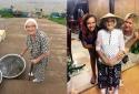 'Phục sát đất' bà cụ người Nga du lịch Việt Nam một mình ở tuổi 89