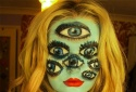 Gợi ý cách trang điểm 'ma quái' nhất cho ngày Halloween