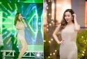 Lưu Hương Giang tất bật chạy show, khoe vóc dáng như thời con gái