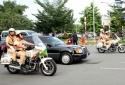 Phân luồng giao thông phục vụ Hội nghị Quan chức cao cấp APEC