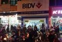 Vụ cướp ngân hàng ở Huế: BIDV chính thức lên tiếng