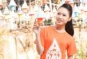 Phùng Bảo Ngọc Vân giản dị mà vẫn xinh đẹp tại ngày hội hiến máu