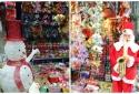 Thị trường Giáng sinh 2016: Hàng Thái giá rẻ lấn sân, mỏi mắt tìm hàng Việt