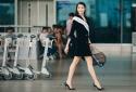 Á hậu Lệ Hằng sang Philippines ghi hình quảng bá Miss Universe 2016