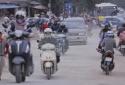Ô nhiễm bụi ở Hà Nội cao gấp 2 lần tại thành phố Hồ Chí Minh