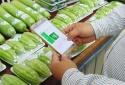 Hôn nay, người dân TP.HCM chính thức truy xuất được nguồn gốc rau quả trên điện thoại