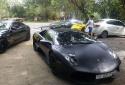 Siêu xe Lamborghini tông người tử vong nghi dùng BKS giả
