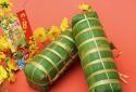 Cách làm bánh tét chữ ngon, đẹp làm quà tặng ý nghĩa ngày Tết