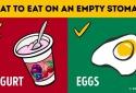 Đồ ăn sáng bạn đang ăn có ảnh hưởng gì tới sức khỏe?