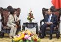 Thủ tướng Nguyễn Xuân Phúc tiếp các Đại sứ Morocco, Timor-Leste