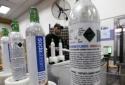 Nguy cơ phát nổ hơn 50.000 chai đựng nước uống có ga bị thu hồi