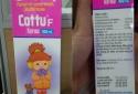 Thuốc Cottu-F Syrup thiếu khuyến cáo nguy hiểm với trẻ em dưới 2 tuổi?