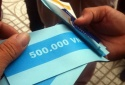 Thực hư vụ khách hàng rút tiền nhưng máy ATM nhả giấy