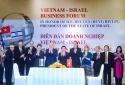 Việt Nam - Israel ký kết tăng cường hợp tác chung về đổi mới công nghệ