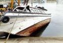 Quảng Ninh: Chìm tàu tại Cảng Tuần Châu