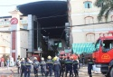 Cháy lớn ở Cần Thơ: Sau 5 ngày đám cháy lại bùng phát trở lại