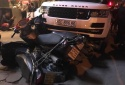 Cướp xe Range Rover, gây tai nạn liên hoàn trên đường phố Hà Nội?