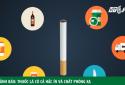 Biết thông tin này, ai cũng phải bỏ thuốc lá