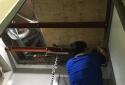Vô vàn nguy hiểm rình rập trong cảnh mất nước tại chung cư tiền tỷ HUD3 Linh Đàm