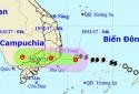 Dự báo thời tiết 3 ngày tới: Bão số 14 suy yếu thành áp thấp nhiệt đới