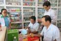 Xử phạt 12 cơ sở hành nghề kinh doanh thuốc vi phạm tại Bình Định