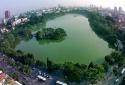 Trước Tết Nguyên đán Hà Nội hoàn thành nạo vét làm sạch Hồ Gươm với 39 tỷ đồng