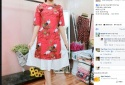 Thị trường tết 2018: Chị em đổ xô đặt may áo dài Tết, chủ cửa hàng gom 200 đơn hàng/ngày