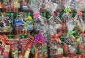 Thị trường giỏ quà Tết bắt đầu 'tung chiêu'