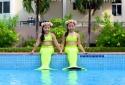 Đồ bơi nàng tiên cá làm tăng nguy cơ đuối nước của trẻ