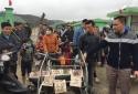 Hà Tĩnh: Dân mang ruồi bao vây nhà máy rác vì không chịu nổi ô nhiễm
