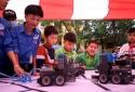 Ngày hội STEM: Truyền cảm hứng yêu khoa học cho các bạn học sinh