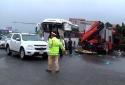 Vụ xe khách va chạm với xe cứu hỏa: Phó thủ tướng yêu cầu điều tra