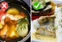 Top 10 thực phẩm hầu như ai cũng chế biến sai mà không hề biết