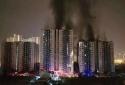 Cháy chung cư Carina Plaza: Ai sẽ là người phải chịu trách nhiệm?
