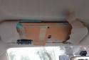 Hãng xe Toyota sử dụng bìa carton từ thùng mì tôm làm tấm chắn nắng cho ô tô