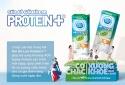 Cô gái Hà Lan ra mắt sữa tiệt trùng có đường Protein+TM mới