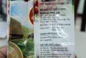 Vụ hơn 1000 gói cà phê giả: Chủ cơ sở khẳng định sản phẩm chỉ lưu hành nội bộ