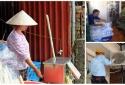 Những nghề bình dân 'hái' tiền triệu mỗi ngày nhờ nắng nóng
