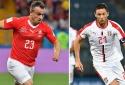Trực tiếp bóng đá World Cup 2018 Serbia vs Thụy Sĩ bảng E lúc 1h00 ngày 23/6