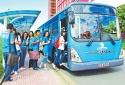 Hà Nội sắp thí điểm 3 tuyến xe buýt sử dụng nhiên liệu sạch