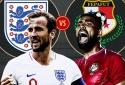 Link xem trực tiếp bóng đá Anh vs Panama, bảng G World Cup 2018 lúc 19h00 ngày 24/6