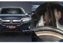 Ô tô mới đi đã bị rỉ sét: Honda đang làm rõ phản ánh của khách hàng