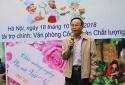 Chào mừng ngày Phụ nữ Việt Nam 20/10: Tưng bừng cuộc thi 'Khi đàn ông TĐC vào bếp'
