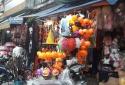 Đồ chơi Halloween mang những hiểm họa rình rập trẻ nhỏ