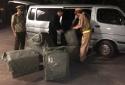 Quảng Ninh: Bắt giữ vụ vận chuyển nhiều mỹ phẩm lậu trên xe khách